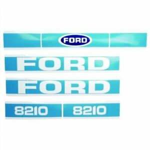 Hood Decal Set Ford 8210