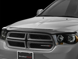 Weathertech Stone Bug Deflector Hood Shield For Dodge Durango 2011 2019