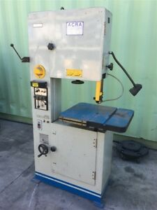 Wow Acra Kb 45 17 Vertical Metal Bandsaw Band Saw