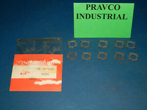 Lot Of 10 Cerametal Ceradur Carbide Inserts H 21638 H20c