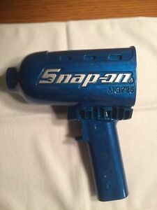 Snap On Mg725 Blue Case