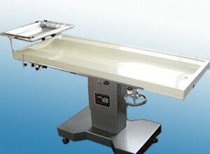 New Veterinary Surgical Operating Table Dh25 Baked Powder Cote Finish