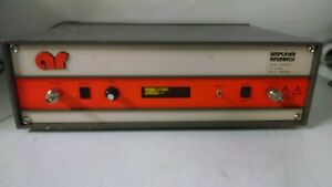 Amplifier Research 25a250a Rf Amplifier 10khz 250mhz 75 W Used