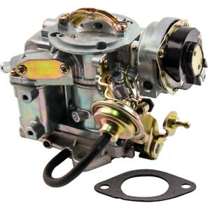 1bbl Type E Choke Carburetor Fit 1965 85 Ford F150 250 Engines 4 9l 300cu I6 Msr