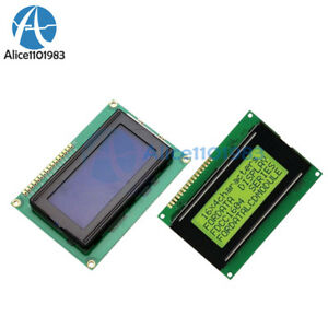 Lcd 16x4 1604 Character Yellow blue Blacklight Display Module Lcm 5v For Arduino
