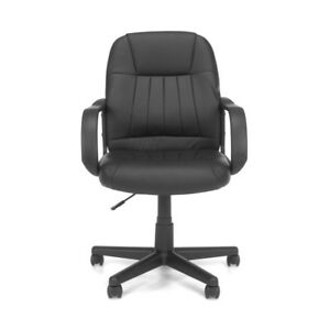 Ofm Essentials Executive Conference Chair Black