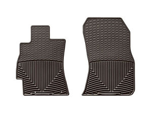 Weathertech All weather Floor Mats For Subaru Forester Legacy Outback Cocoa