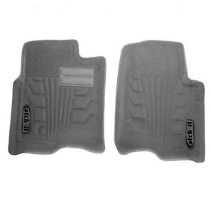 Lund 583123 G Set Of 2 Grey Front Carpet Floor Mats For Gmc Acadia
