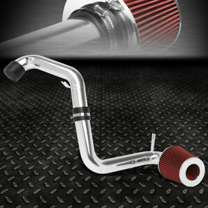 For 06 11 Honda Civic 1 8l Lightweight Aluminum Cold Air Intake Kit red Filter