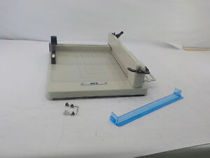 Hfs 17 Blade A3 New Heavy Duty Guillotine Paper Cutter