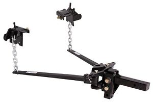 31335 Husky Towing Trunnion Bar 12000lb Gtw Weight Distribution Hitch W O Ball