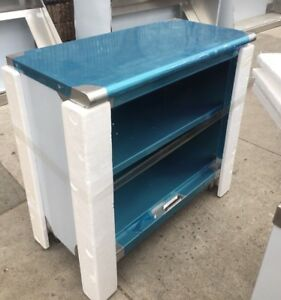 Commercial Stainless Steel 18 x48 Storage Dish Cabinet Nsf