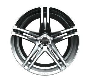 Cs 14 Shelby Wheels Hyper Silver 2005 To 2019 Mustang And Gt 20 Inch