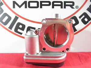Dodge Chrysler Tbi Throttle Body With Tps Sensor New Oem Mopar