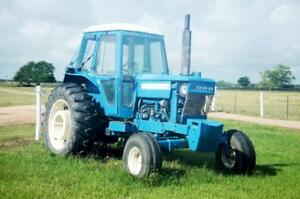 1978 Ford Tw20 Tractor