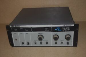 Advanced Energy Ae Pulsed Plasma Model Pep 2500 Rf Power Supply