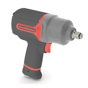 3 8 Push Button Composite Air Impact Wrench Kdt88130demo Brand New