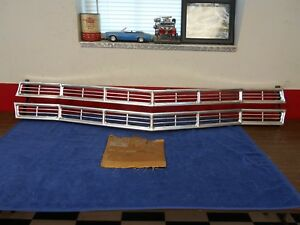 1967 Ford Galaxie Grille Nice Nos Ford 518