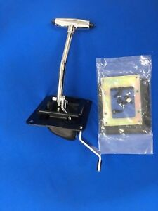 1967 1968 Ford Mustang Automatic Shifter Complete Assembly Floor Shift Only