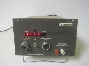 Lambda Dc Power Supply Model Lq 530 0 To 10v 14a Max Rating 0378 Works Great