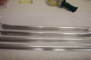 1937 38 Buick Door Sills 4 Dr 40 60 New