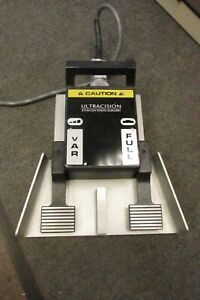 Ultracision Ethicon Endo surgery Foot Pedal Gen03 Control Switch