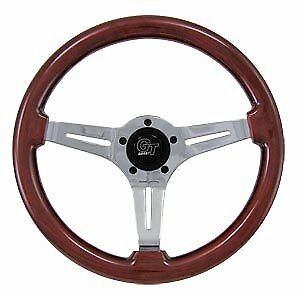 Grant 377 Mahogany Gt Series Collectors Edition Steering Wheel