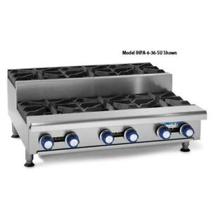 Imperial Ihpa 4 24su 24 Step up Hot Plate W 4 Burners