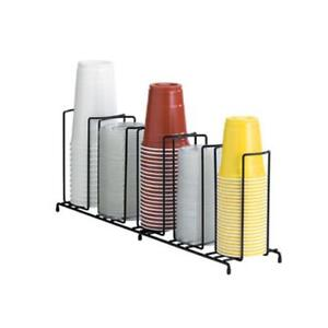 Dispense rite Wr 5 5 section Wire Cup lid Dispenser