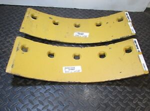 Duramax Grader Blades For John Deere T218922 lot Of 2