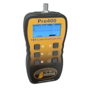 Armada Pro400 Graphical Tdr tone Cable And Fault Locator