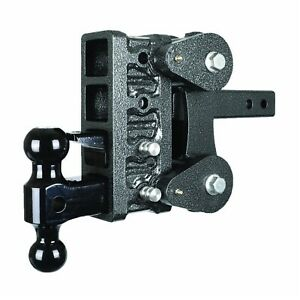 Gen Y Hitch Gh 1024 Torsion 5 Drop Hitch W 10k Tow Capacity For 2 Receiver