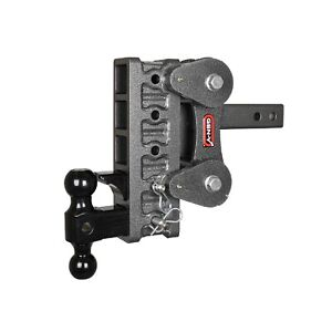 Gen Y Hitch Gh 1025 Torsion 7 5 Drop Hitch W 10k Tow Capacity For 2 Receiver