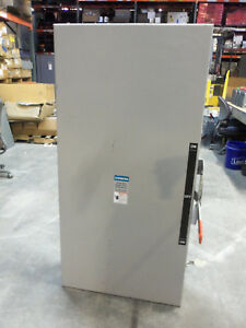 New Siemens Dtnf325 400 Amp 240v Type 1 3 Phase Manaual Transfer Switch