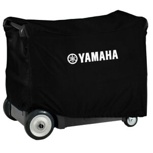 Yamaha Acc gncvr 45 bk Black Cover For Ef4500ise And Ef6300isde Generator