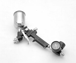 Dura block Micro Touch up Hvlp Spray Gun Professional Series Af7007