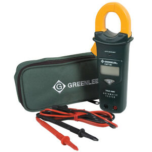 Greenlee Cmt 90 1 000 volt 600 amp Ac dc True Rms Automatic Electrical Tester