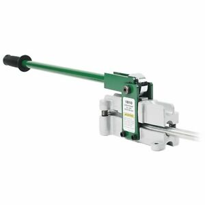 Greenlee 1810 Heavy Duty Little Kicker Offset Hand Bender For 1 2 inch Emt
