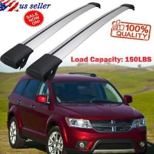 Car Top Roof Rack Cross Bars Luggage Carrier For Dodge Journey 2009 2016