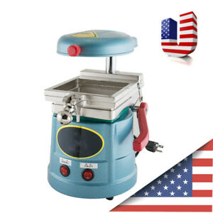 Dental Lab Vacuum Forming Molding Machine Former Heat Thermoforming Adjustable A