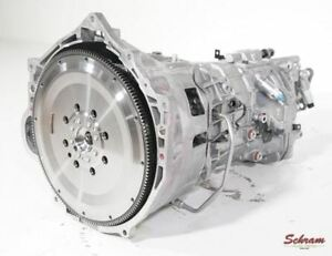 Tremec Tr6060 Manual Transmission 6 Speed Zl1 Opt Mg9 Lsa With Clutch