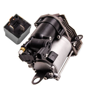 Suspension Air Compressor Fit Mercedes S Class W221 S550 Cl550 07 13 2213201704