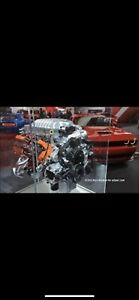 2016 Dodge Charger Hellcat Powertrain Engine And Transmission