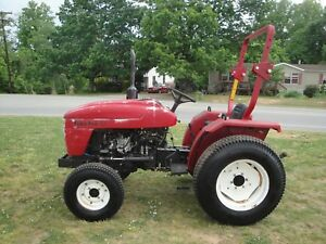 2420 Farm Pro 2wd Diesel Tractor With Power Steering