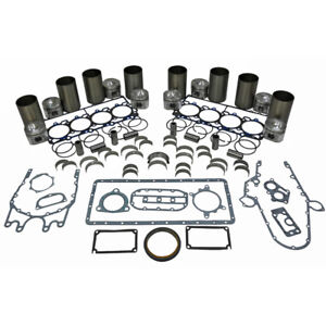 Ctp2w8410 ik Inframe Overhaul Kit For Cat Caterpillar Engine 3208