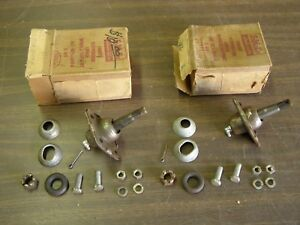 Nos Oem Ford 1957 1964 Fairlane Galaxie Up Ball Joints 1959 1960 1961 1962 1963