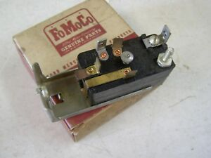 Nos Oem Ford 1956 1957 Fairlane Thunderbird Truck Pickup Head Light Lamp Switch