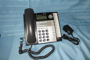 At t 1080 4 line Small Business Phone System 1040 1070 1080 Compatible
