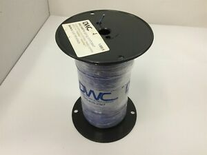Dwc 2201ul1015tcwht Electrical Wire 22awg Rating 600v Blue red Strip