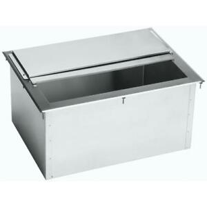 Krowne D2712 Drop in Ice Bin